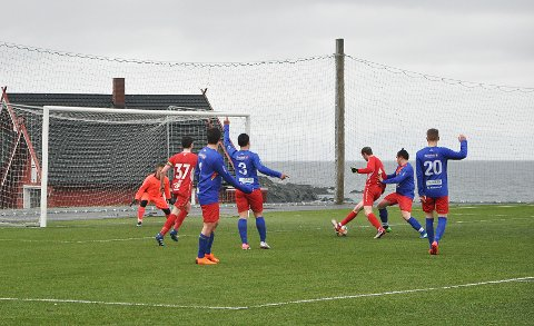HT&IF vant på hjemmebane lørdag ettermiddag og slo Nordlys 7-1.