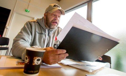 Christer Karlsson ønsker seg hjem til Gøteborg etter fire år som sukessfull trener i Fredrikstad Ballklubb.
