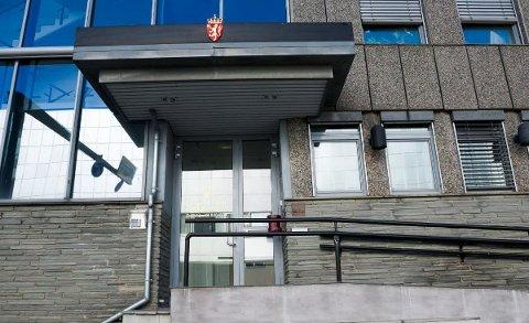 DØMT TIL SAMFUNNSSTRAFF: En mann er i Fredrikstad tingrett dømt til samfunnsstraff for forsøk på å få utbetalt erstatning for en tv med angivelig ødelagt skjerm.