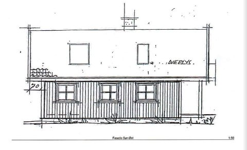 Det ble til slutt ja til disse to takvinduene  som en hytteeier på Skipstadsand ønsket seg.