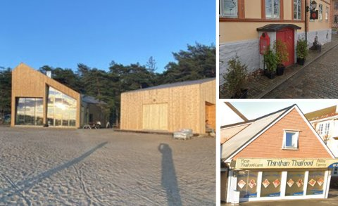 Storesand Strandkafé, Din Pizza og ThinThan Thaifood er blant spisestedene som har hatt besøk av Mattilsynet den siste tiden.