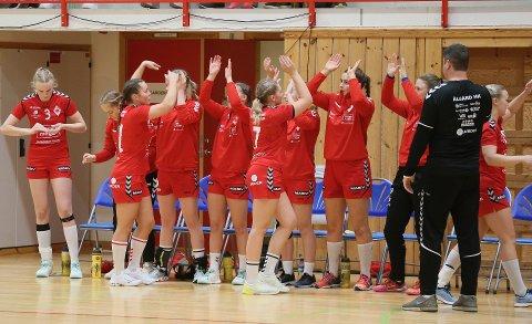 Ålgård spilte i dag mot Førde.