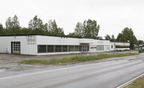 NY BRANNSTASJON: Her skal den nye brannstasjonen i Kongsvinger ligge.