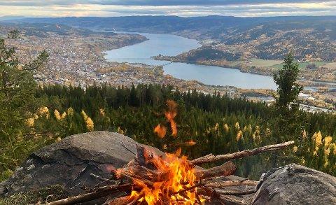 Noen ganger kan det være behov for ly på Lillehammers populære byfjell. Det vil DNT Lillehammer sørge for.