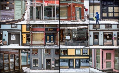 En tur gjennom Storgata på Lillehammer kan by på mange tomme og tildekkede vinduer. Noen lokaler har stått tomme i lengre tid, mens andre helt nylig har blitt tømt av den forrige leieboeren. Mange av gårdeierne har imidlertid framtidsplanene for sine eiendommer klare.