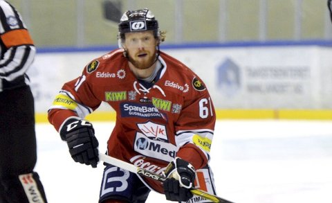 Alexander Reichenberg har signert for Stjernen