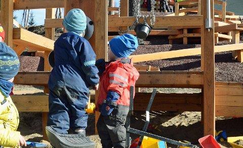 STARTER TIDLIG: Ifølge mobbeombudet starter systematisk utestenging fra lek allerede i barnehagen.