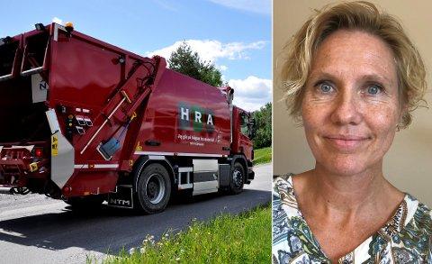 LYSER UT STILLINGEN: Nestleder i styret i HRA, Vibecke Andersson. Foto: Knut Andreas Ramsrud/Privat