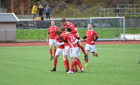 7. divisjon: OFK A-lag er klare for å sparke i gong ein ny sesong. Arkivfoto: Inga Ø. Jaastad