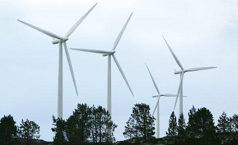 LITE GJENNOMTENKT: Hittil har kommunen etter min mening håndtert vindkraftsakene på en uklok og lite gjennomtenkt måte, skriver Ådne Bratthammer. Ill.foto: Alf-Robert Sommerbakk