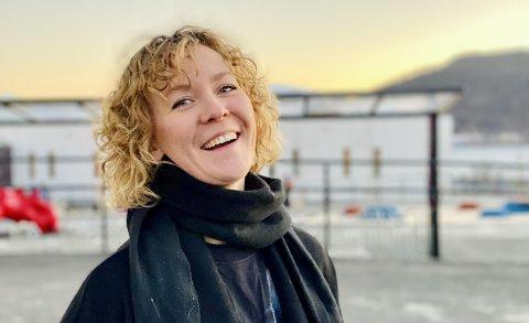 SULTEN: Hanna Krogh-Reinsnes har sensasjonelt mange prosjekter på gang. Nå skal hun også jobbe på Centrum Fritidsklubb og Ungdommens Hus.