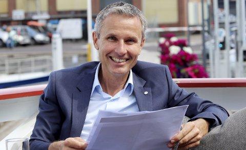 Martin Sagen har 150 reisedøgn i året for å lede tre valseverk og en salgsdivisjon.