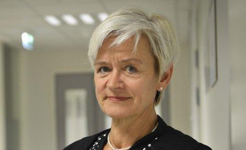 Gunhild Bergsaker, kommunalsjef, helse og omsorg, Kongsberg kommune.