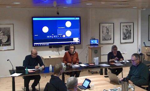 FORMANNSKAPET: 10. februar vil ordføreren har besøk i formannskapet, og både Glitre Energi og Telenor har sagt de skal komme.