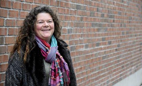 NY SV-TOPP: Kathy Lie er Svs nye listetopp etter Ninnie Bjørnland. – Jeg skulle gjerne hatt med Ninnie videre, men kjenner meg klar for oppgaven, sier hun.FOTO: PÅL A. NÆSS
