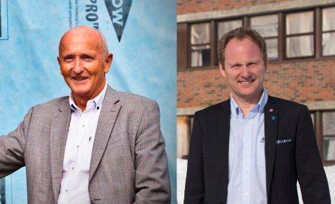 Søren Fredrik Voie H), ordfører i Vestvågøy Remi Solberg (Ap) og resten av formannskapet diskuterte åpent, og vedtok til slutt enstemmig å selge kommunale tomter for minimum markedspris.