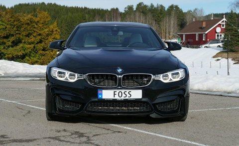 BMW M4 er helt klart noe av det grommeste du får kjøpt fra Bayern.