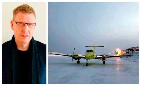 SØKER NYE UTFORDRINGER: Juha Seppola slutter som personalsjef i Babcock.