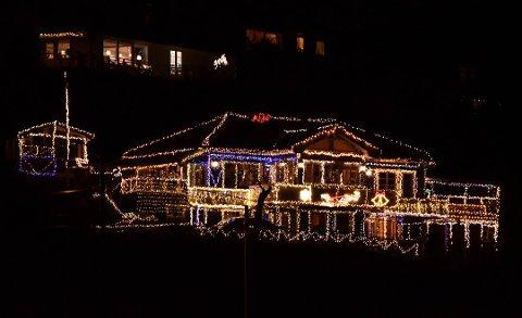 Du kan ha inntil ti gjester på julaften og nyttårsaften hvis plassen tillater det, fortalte Erna Solberg onsdag.