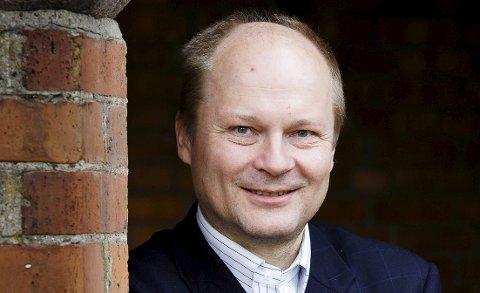 AVFALL: Statssekretær Lars Andreas Lunde i Klima- og miljødepartementet bekrefter overfor PD at de vil ha en høringsrunde for å få innspill og kommentarer på endringer i norsk avfallsstrategi.