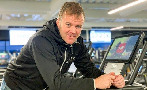 KARANTENE: Sprek-sjef Espen Ødegaarden ber kunder som har vært i både grønne og røde land om å holde seg vekk fra senteret i 10 dager.