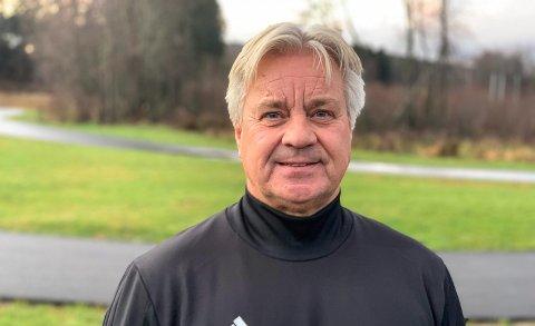 FÅR IKKE SPILLE: Hei-trener Brede Halvorsen føler at breddeklubbene er glemt.