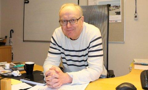 Følges opp: Rådmann Alf Thode Skog, skal følge opp flere tiltak som kan gjøre den kommunale driften mer effektiv.