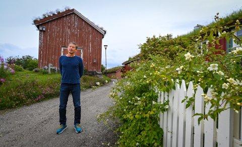 Reiselivssjef i Helgeland Reiseliv, Torbjørn Tråslett, er svært fornøyd med den voldsomme veksten på Helgeland. – Det har vært et kjempeår for oss.