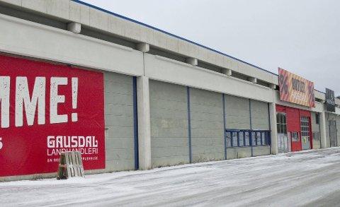 Her åpner Gausdal landhandleri i dag, og Europris vil også etablere seg i samme bygg på Bergermoen.