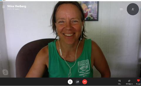 Stina Herberg, Rjukanjenta som har viet sitt liv til eden lille fattige øynasjonen, rapporterer fra St Vincent midt i korona-pandemien. Vi har fått kontakt med henne på Skype, for å høre hvordan man klarer seg i den internasjonale krisen.