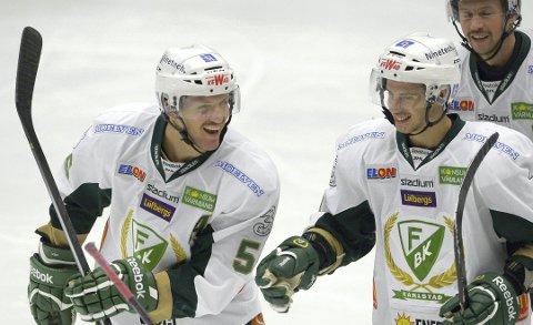 SKAL HYLLES: Ole-Kristian Tollefsen.