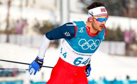 VRAKET: Hans Christer Holund får ikke gå stafetten.