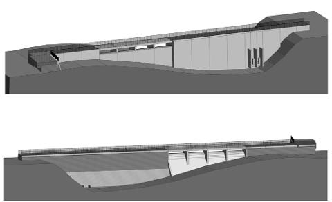FORNYING: Dammen er fra 1897 - nå skal den fornyes.