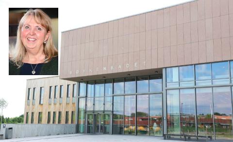 BRA: Svømmeopplæringen i Asker har fungert bra med svømmeklubben, sa Marianne Riis Rasmussen (Ap) (innfelt), mens kommunedirektøren påpekte at opplegget i Røykenbadet har fungert best.