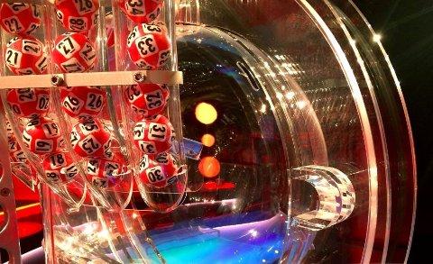 En Sandefjord-kvinne prikket inn syv rette tall i Lotto lørdag.