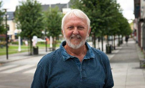 Som mangeårig medlem av foreningen Gamle Sandefjord har Lars Ove lært å sette pris på byens kvaliteter.