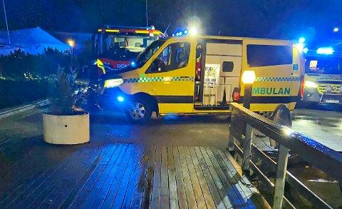 Nødetatene fikk melding om drukningsulykke ved Mågerø Marina onsdag kveld.