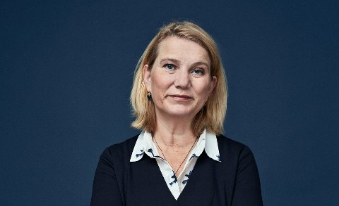 AKTOR: Førstestatsadvokat Anne Margrete Katteland fikk det som hun ville da hun ba om 21 års forvaring for Thea Halvorsen Braavolds drapsmann.