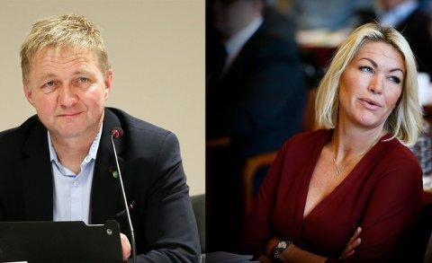 VIL BYTTE: MDG mener det er mest naturlig at Annelin Tangen (Ap), som leder av utvalget kultur, næring og innovasjon skal tildele midler til næringslivet, og ikke varaordfører Pål Morten Borgli (Frp).