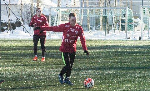 VRAKET ASKIM: Brødrene Stian og Håvard Ringstad Nilsen trente før jul med Askim FK, men Skiptvet-brødrene valgte i stedet å gå til Rakkestad.