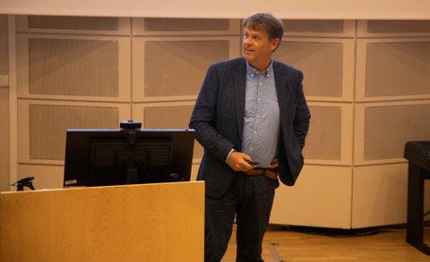 Rune Veenstra ble ny kommunalsjef akkurat da korona-krisen rammet kommunen.
