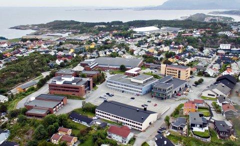 KORONAPENGER: Fagskolen i Kristiansund får litt over 63.000 kroner i krisepakke-penger.