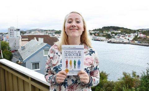 Lise Kristin Valgermo fikk boken «Omgitt av idioter» (Thomas Erikson) av sin bror - som en spøk - da hun fikk jobben som nyhetsredaktør.