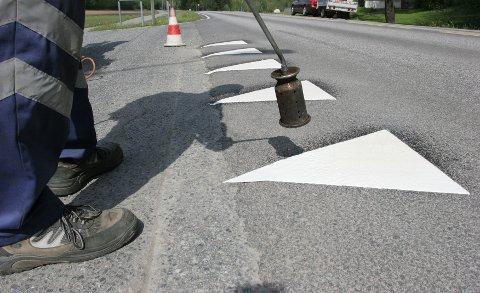 Flere fylkesveier på Nordmøre kan bli forkjørsregulert.