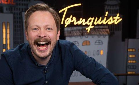 Einar Tørnquist er klar med nytt humorprogram!