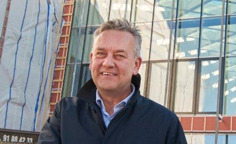 NY SJEF: Direktør i Steinkjerbygg, Bjørn Kalmar Aasland, blir nye kommunedirektør i Steinkjer, etter det Trønder-Avisa erfarer.