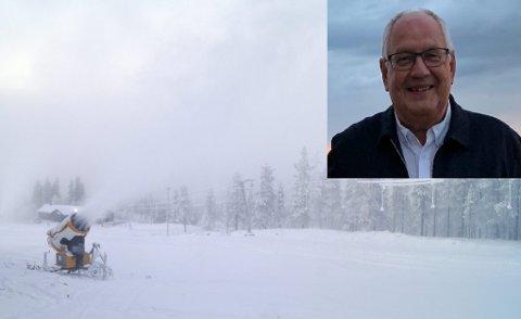 RETTER STERK KRITIKK: Alex Otto Bjørneboe Fredsvik er styreleder i Renåfjellet velforening i Rendalen.