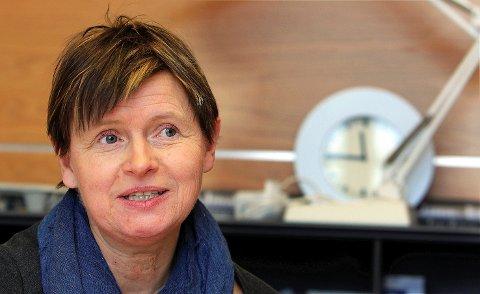 SENDTE EPOSTEN: Kommunikasjonssjef Lisa Bang i Bærum kommune skulle sende en epost internt, det gikk feil.