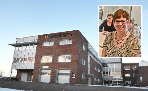 SØKERE: Avdelingsleder Katrine Kalvig er en av syv søkere til den ledige stillinga som rektor ved Bodin VGS.