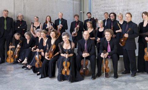 Verdenskjent: Freiburger barochorchester regnes som et av verdens beste ensembler, spesielt på Bach. 10. august skal de sammen med Det Norske Solistkor og fire solister spille H-mollmessen i Domkirka.